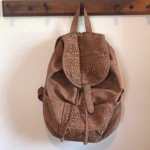 Handbags - Drawstring backpack